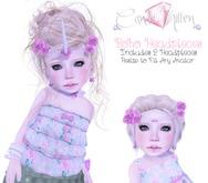Candii Kitten - Boho Circlets Pink (Normal and Unicorn)