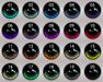 Color chart   kemono reflective eyes
