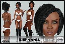 Zinner Shapes - Rihanna Celebrity Collection
