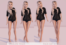 Overlow Poses - Pack Gift 4