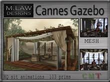 .:M.LAW:. Cannes Gazebo Box