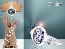White watch MANIUM