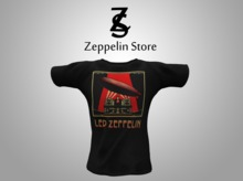 T Shirt - Collection of Rock - 2 - Zeppelin Store