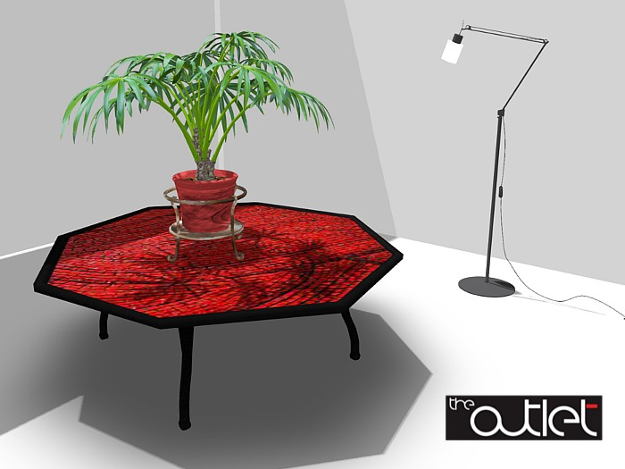 Outlet*-* Larsin Table