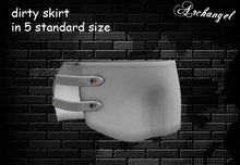 Archangel designer dirty skirt demo