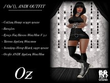 // Oz \\ ANDY OUTFIT