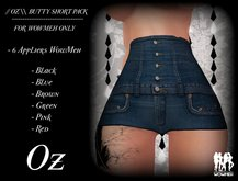 // OZ \\ BUTTY SHORT PACK