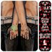 :LoLla's: Closet Tattoo H {Luck Black & Color}