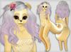 Kemono skunk golden