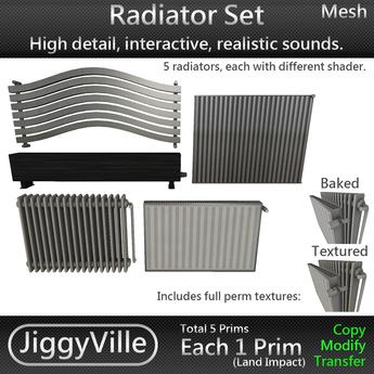 Radiator Set