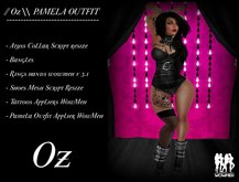 // Oz \\ PAMELA OUTFIT