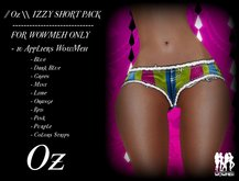 // Oz \\ IZZY SHORT PACK