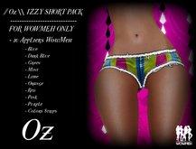 // Oz \\ IZZY SHORT PACK