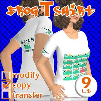 KAERU-Tshirt