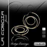 *Vertigo Earrings* by La Forgia Jewels