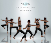 Verocity - Tai Chi Set (Clearance)