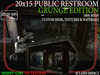 Public Restroom Grunge Edition