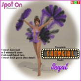 Spot On SHOWGIRL Outfit - Regal - (boxed)