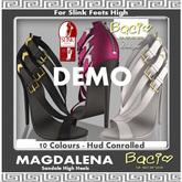 Bacio Mesh Slink  High DEMO MAGDALENA  Sandale High Heels BOX