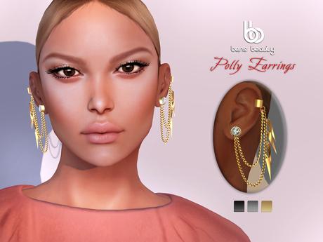 Bens Beauty - Polly Earrings