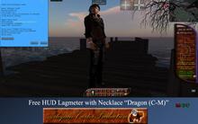 @AC free  HUD Lagmeter