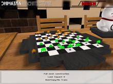 [CA] Invader Chess Set