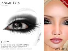 AVELINE Anime [Hybrid Eyes] - Grey