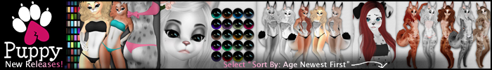 Puppy newest releases banner6 2