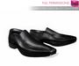 Full Perm Mesh Men's Trace Slip On Formal Shoes