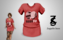 Dress - Robo Pop - Zeppelin Store -
