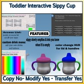 *CC* Toddler Interactive sippy cup
