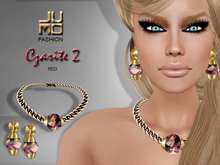 .:JUMO:. Czarite 2 Red Set