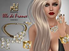 .:JUMO:. Ille de France Jewelry Set