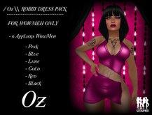 // Oz \\ ROBBY DRESS PACK