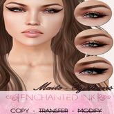::Enchanted Ink:: [Maite Eyeliners]