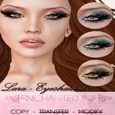 ::Enchanted Ink:: [Lara Eyeshadows]