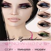 ::Enchanted Ink:: [Amat Eyeshadows]
