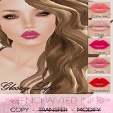 ::Enchanted Ink:: [Glossy Lips] - Pack 2