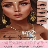 ::Enchanted Ink:: [Indians Eyeliner]