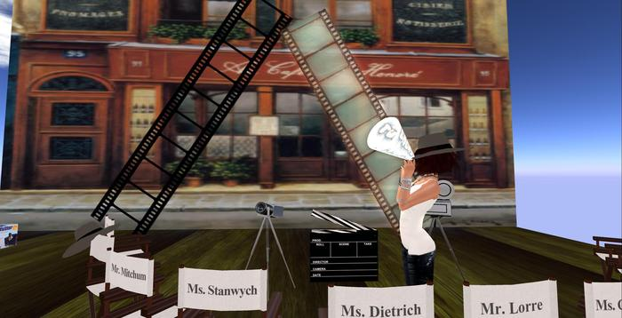 Directors Cut Complete Movie Theme scene set (boxed)
