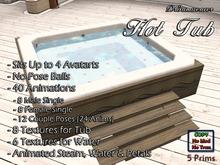 Dr3amweaver Hot Tub