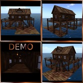 The Boat House. Mesh. DEMO