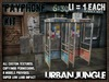 PAYPHONE KIT - MESH - URBAN JUNGLE