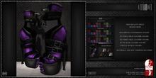 Citadel Boots for Slink High Feet