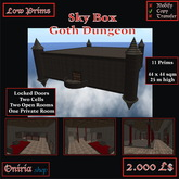 SKYBOX-GOTH DUNGEON-LOW