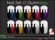 [M] Slink Nail Polish // Quinn
