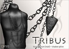 [CERES] Tribus - Black Titanium