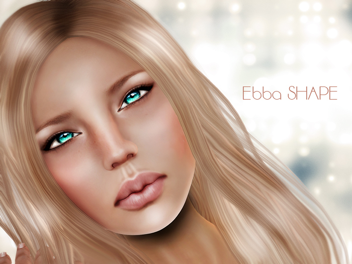 TweetySHAPE - Ebba Curvy and short AVI SHAPE