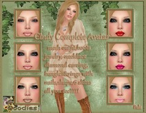 Cindy Complete Avatar-pale( Hold&Click)