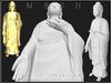 T-3D Creations [ Statue of Buddhaa ] Micro and Regular Mesh - Full Perm -